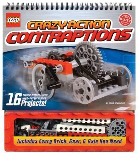 Lego: Crazy Action Contraptions (Klutz) by Stillinger, Doug on 01/02/2010 1st (first) edition PDF