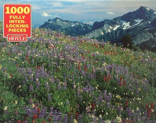 Mt. Rainier, WA 1000 Piece Puzzle by Hoyle