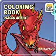 Coloring Book 25: Dragon Attack [Download]