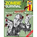 Zombie Survival Manual: The complete guide to surviving a zombie attack (Owners Apocalypse Manual) by Sean T. Page ( 2013 ) Hardcover