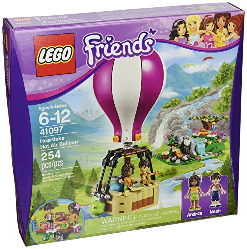 LEGO Friends 41097 Heartlake Hot Air Balloon
