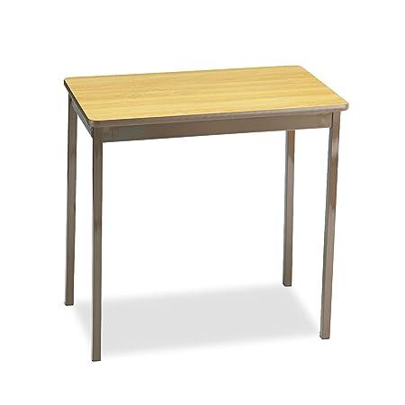 TABLE,UTILTY,18X30,OK/BR