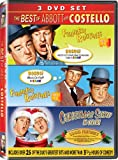 Cover art for  The Best of Abbott & Costello 3PK - IN COLOR! - Funniest Routines Vol 1, Funniest Routines Vol 2, & The Christmas Show