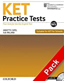 Ket Practice Tests: Practice Tests (With...