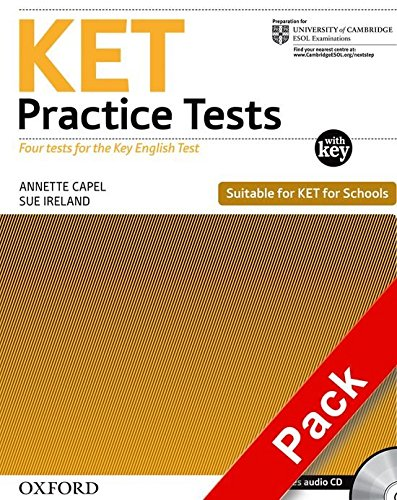 KET PRACTICE TESTS - BOOK Y KEY Y AUDIO CD