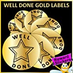 Gold 30mm Diameter x 270 WELL DONE Re...