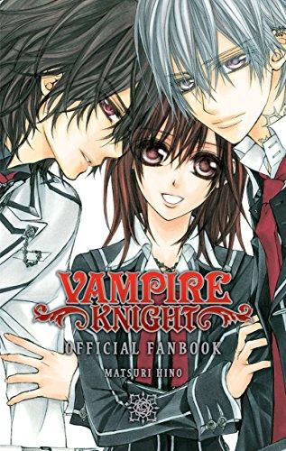 Vampire Knight Official Fanbook [Hino, Matsuri] (Tapa Blanda)
