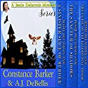 Whispering Pines Series 3-Box Set Audiobook by Constance Barker, A.J. DeBellis Narrated by Angel Clark