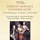 echange, troc  - German Baroque Chamber Music