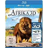 "Faszination Afrika 3D (3D Version inkl. 2D Version & 3D Lenticular Card) [3D Blu-ray]von ""Benjamin Eicher"""