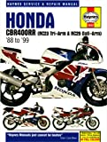 Honda CBR400RR (NC29) GullArm 1990-99 Service and Repair Manual (Haynes Service and Repair Manuals)