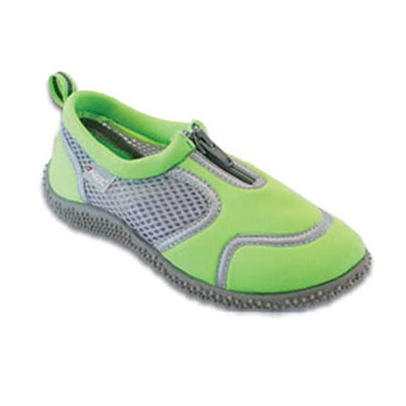 Lifestyle Frisky Zip-Up Toddler Water Shoes Aqua Socks 5-10 For Girls Clearance Multi Color Options