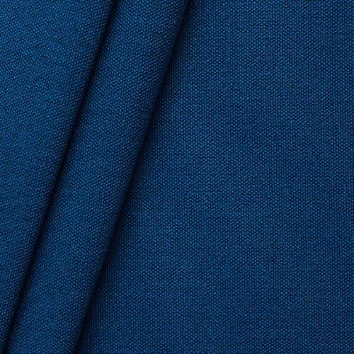 Markisen Outdoor Stoff Meterware Breite 160cm Farbe Royal-Blau