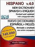 New Dictionary HISPANO Spanish-English v.4.0 (version 2015)