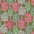 Jillson Roberts Christmas Gift Wrap, Wintering, 6 Roll-Count