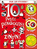 echange, troc Chris Scollen, Charlotte Stratford - 10 petits pingouins zinzins