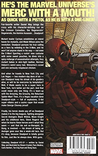 Deadpool by Daniel Way: The Complete Collection Volume 2