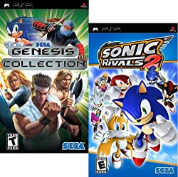 Sega Fun Pack featuring Sonic Rivals 2 and Sega Genesis Collection