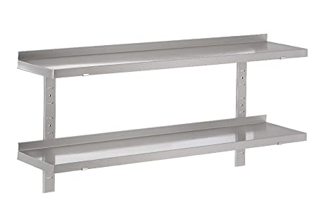 SARO Rack 2 Levels 1600 x 400 mm