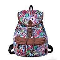 Douguyan Casual Girl Backpack Lightwe…