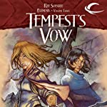 Tempest's Vow: Dragonlance: The New Adventures: Elements Trilogy, Book 3 (       UNABRIDGED) by Ree Soesbee Narrated by Christine Williams