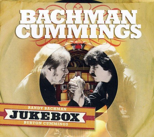 CD : BACHMAN,RANDY / CUMMINGS,BURTON - Jukebox