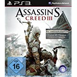 Assassin's Creed 3 - Bonus Edition (100% uncut) - [PlayStation 3]