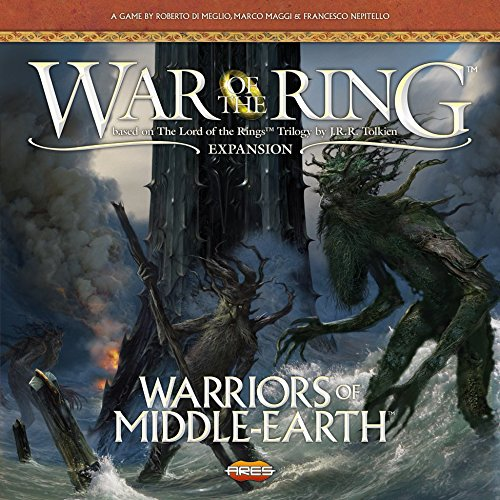 Warriors of Middle-Earth (War Ring compare prices)