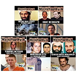 Mugshots: Terrorists - 5 DVD Collector's Edition (Amazon.com Exclusive)