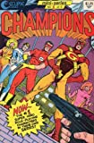 CHAMPIONS #1 (June 1986)