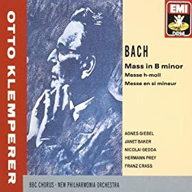 Mass in B minor BWV 232 (1990 Digital Remaster), Credo: Crucifixus