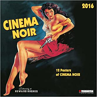Cinema Noir (160214) (English, Spanish, French, Italian and German Edition) written by Tushita