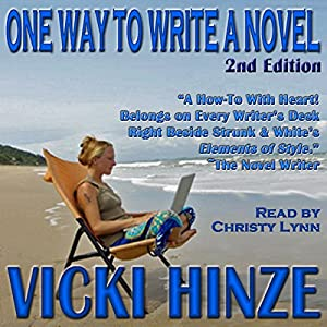 One Way to Write A Novel: Second Edition Audiobook