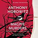 Magpie Murders Audiobook by Anthony Horowitz Narrated by Allan Corduner, Samantha Bond