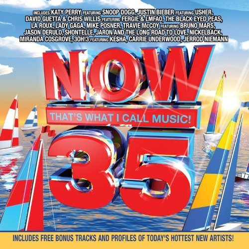 Now 35: That's What I Call Music by Various, Katy Perry, David Guetta, The Black Eyed Peas, Lady Gaga, Nickelback, C... by Katy Perry, David Guetta, The Black Eyed Peas, Lady Gaga, Nickelback, C Various