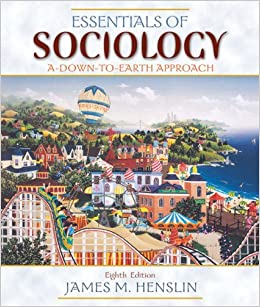 sociology a down to earth approach core concepts 6th edition