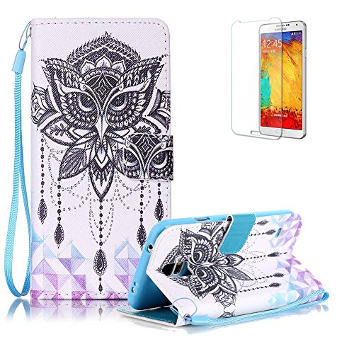 samsung-galaxy-s5-case-with-free-screen-protector-funyye-premium-stand-feature-colourful-pu-leather-