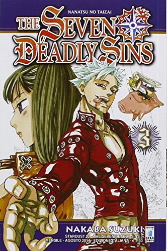 The seven deadly sins: 3