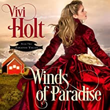 Winds of Paradise: Paradise Valley, Book 2 Audiobook by Vivi Holt Narrated by Cody Roberts