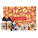 A luxurious bodycare collection from L'Occitane, packed full of pampering shea butter. Includes: - L'Occitane Shea Butter Ultra Rich Shower Cream, 75ml - L'Occitane Shea Verbena Cream, 75ml - L'Occitane Shea Ultra Gentle Milk Soap, 50g - L'Occitane Shea