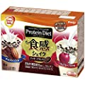 明治 スマートボディ プロテインダイエット食感シェイク 208g(8食分:チョコレート味25g×4袋、りんごヨーグルト味27g×4袋)