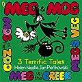 Meg & Mog: Three Terrific Tales (Meg and Mog)