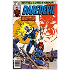 Daredevil No. 160 by Roger McKenzie,&#32;Frank Miller and Klaus Janson