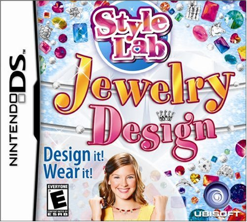 Style Lab: Jewelry Design - Nintendo DS - 1