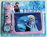 Disney Frozen Childrens Watch and Wal...