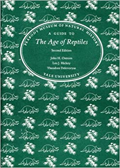 A guide to the rudolph zallinger mural the age of reptiles for Age of reptiles mural