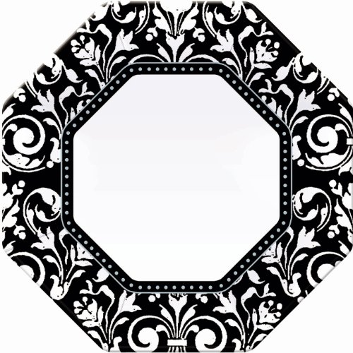 Formal Affair Octagon Dinner Plates 8ct - 1