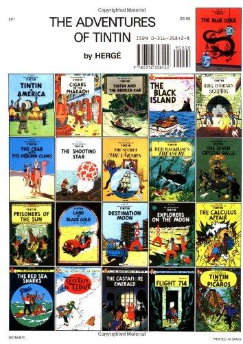 The Castafiore Emerald (Adventures of Tintin)