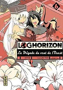 Log Horizon : La brigade du vent de l'ouest Edition simple Tome 6