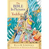 The Bible in Pictures for Toddlers ~ Ella K. Lindvall